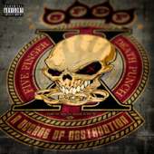 Five Finger Death Punch - A Decade of Destruction  artwork