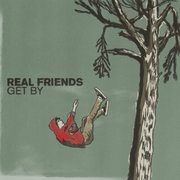 Real Friends - Get By [Single] (2017)