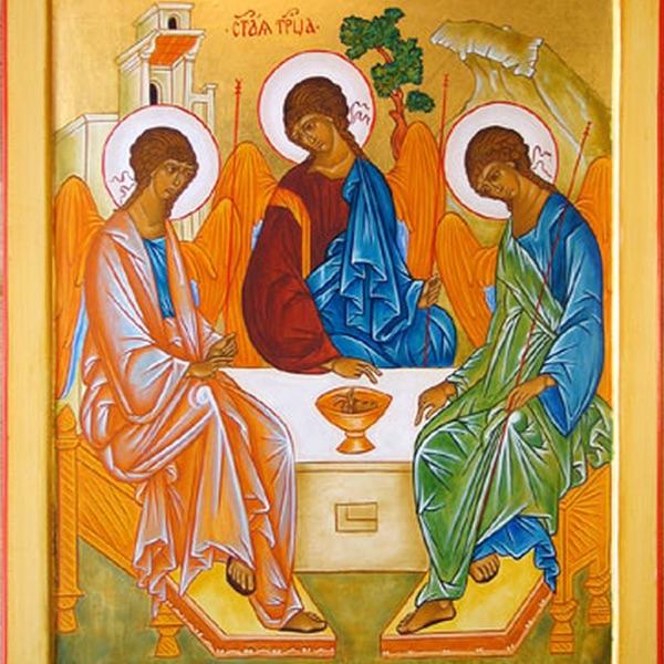 Père Marie Dominique Molinié op - La pauvreté trinitaire