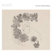 Alva Noto & Ryuichi Sakamoto - Glass artwork