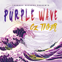 Cz TIGER - PURPLE WAVE artwork