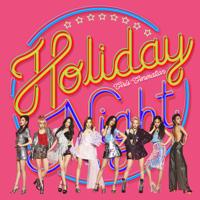 少女時代 - Holiday Night - The 6th Album artwork