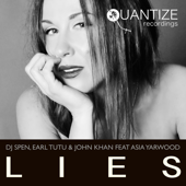 Lies (feat. Asia Yarwood) - EP
