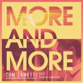 Tom Zanetti - More & More (feat. Karen Harding) artwork