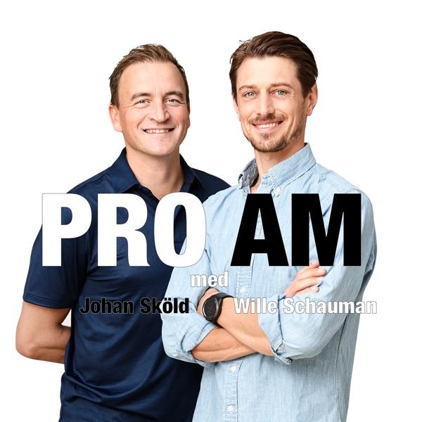 PRO AM med Wille Schauman och Johan Sköld