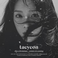 テヨン - This Christmas – Winter is Coming artwork