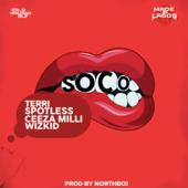 Soco (feat. Wizkid, Ceeza Milli, Spotless & Terri) - Starboy