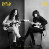 Courtney Barnett & Kurt Vile - Lotta Sea Lice  artwork