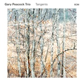 Gary Peacock Trio - Tangents  artwork
