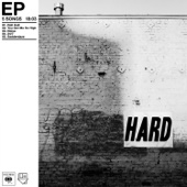 The Neighbourhood - Hard - EP artwork