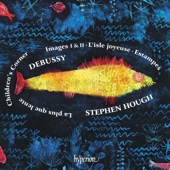 Stephen Hough - Debussy: Piano Music  artwork