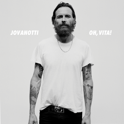 Jovanotti Oh, vita! Album Cover