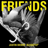 Justin Bieber & BloodPop® - Friends  arte