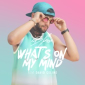 What's On My Mind feat. David Celine/B-Goss x Kriss Raizeジャケット画像