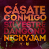 Silvestre Dangond & Nicky Jam - Cásate Conmigo ilustración