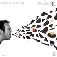 CUT CHEMIST - Die Cut artwork