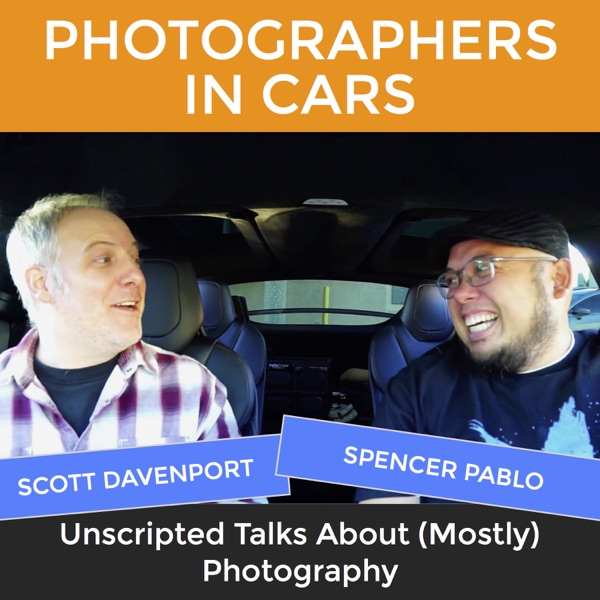Photographers In Cars