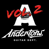 Andertons TV - Guitar Jam Tracks Vol 2  artwork