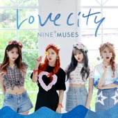 Muses Diary, Pt. 3 : Love City - EP