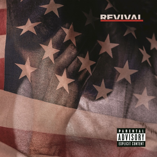 Revival Eminem CD cover