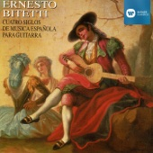 Cuatro Siglos de Música Española para Guitarra - Ernesto Bitetti