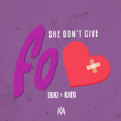 She Don't Give a FO (feat. Khea) - Duki
