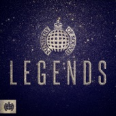Various Artists - Legends - Ministry of Sound artwork