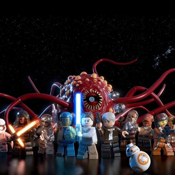 Lego Star Wars Podcast