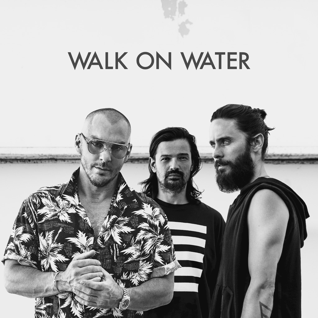 Thirty Seconds to Mars - Walk On Water,Thirty Seconds to Mars,Walk On Water,music,BELIEVEINWATER WALK ON WATER