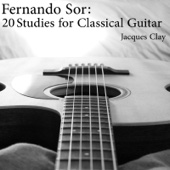 Fernando Sor: 20 Studies for Classical Guitar