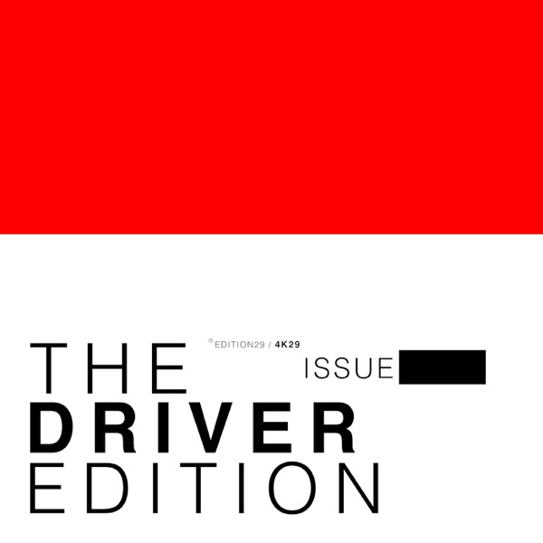 THE DRIVER EDITION 4K29