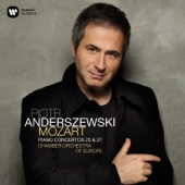 Chamber Orchestra of Europe & Piotr Anderszewski - Mozart: Piano Concertos Nos. 25 & 27  artwork