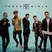 Why Don't We - These Girls artwork