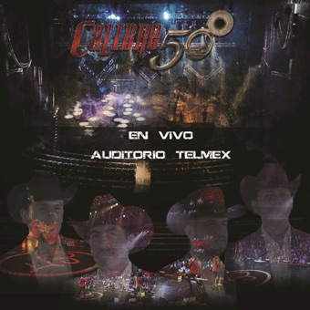 En Vivo Auditorio Telmex – Calibre 50