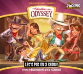 #62: Let's Put on a Show! - Adventures in Odyssey Cover Art