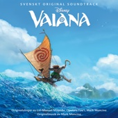 Vaiana (Svenskt Original Soundtrack)