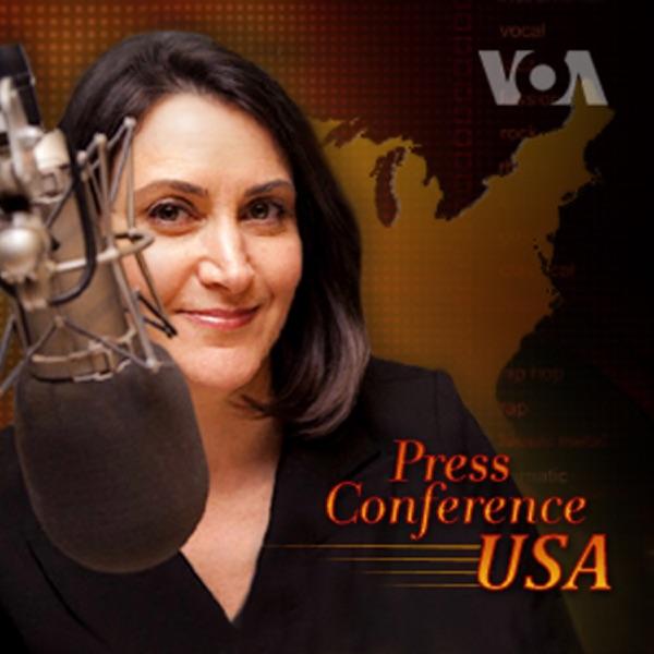 Press Conference USA  - Voice of America