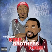 Step Brothers THREE - Starlito & Don Trip Cover Art