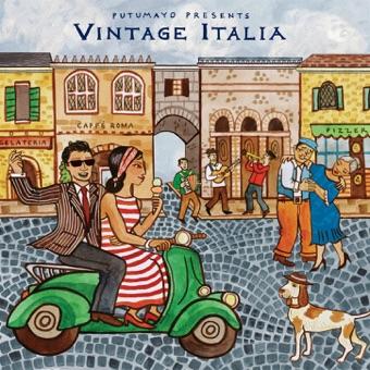 Putumayo Presents Vintage Italia – Various Artists