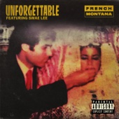 French Montana - Unforgettable (feat. Swae Lee) illustration