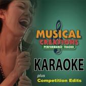 Musical Creations Karaoke - Time To Say Goodbye (Con Te Partiro) (full length) [Instrumental] artwork