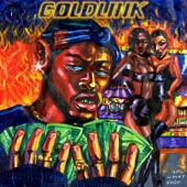 GoldLink - At What Cost artwork