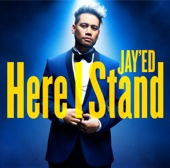 JAY'ED - Here I Stand アートワーク
