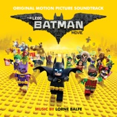 The Lego Batman Movie: Original Motion Picture Soundtrack - Various Artists Cover Art