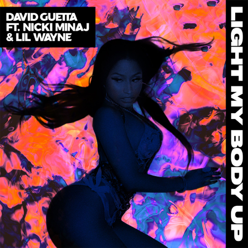 David Guetta - Light My Body Up
