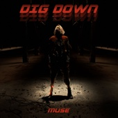 Muse - Dig Down illustration