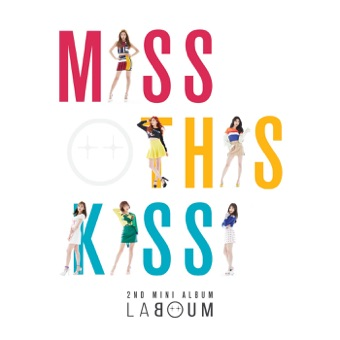 Miss This Kiss – EP – LABOUM