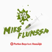 Portion Boys - Miesflunssa (feat. HesaÄijä) artwork