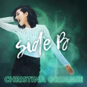 Christina Grimmie - Side B - EP  artwork