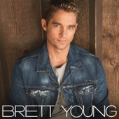 Brett Young - Brett Young Cover Art